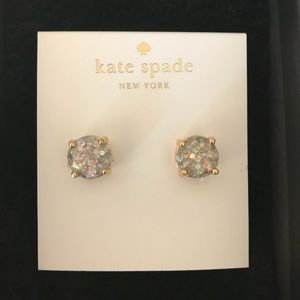 Kate Spade Opal Stud Earrings